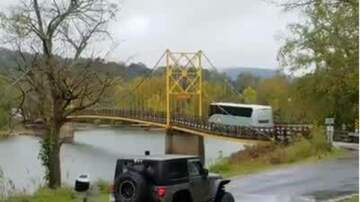 Frank Bell - Big Bus...Small Bridge!!