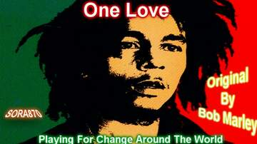 Frank Bell - One Love Sung Around The World