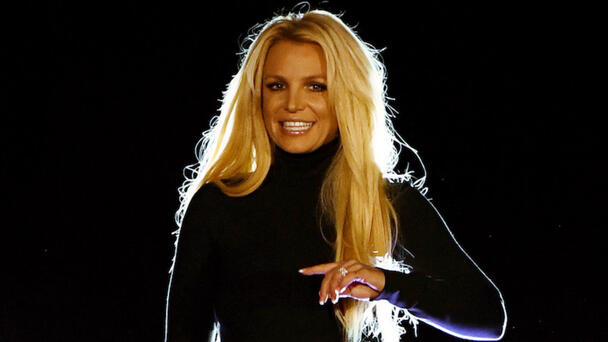 Britney Spears Shows Off 'Favorite' Tattoo That Fans 'Never See'