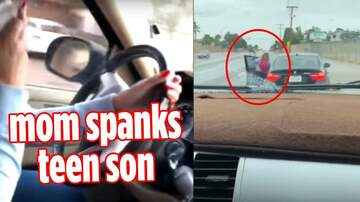The Mojo Morning Show - Son's BMW joy-ride was cut short by mom!