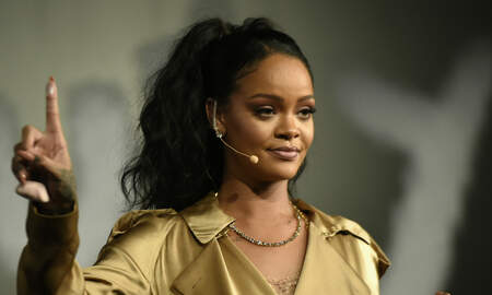 Trending - Rihanna Rejected Super Bowl Halftime Offer In Support of Colin Kaepernick