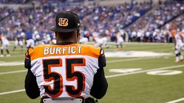 Mo Egger - Here's The 392382357th Person To Weigh In On Vontaze Burfict.