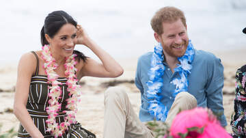 Entertainment News - Meghan Markle Says Pregnancy Feels Like 'Jet Lag' On Australian Tour