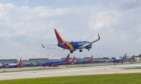 National News - Southwest Flight Makes Emergency Landing After Passenger is Harassed