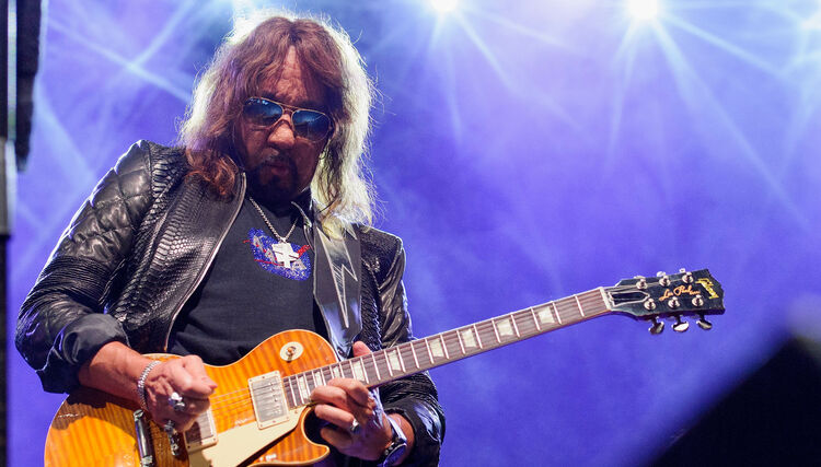 Ace Frehley to Perform 1978 Solo Album in Its Entirety