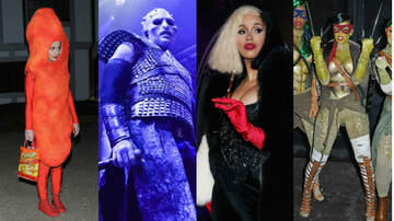 Trending - The Best Celebrity Halloween Costumes of All Time