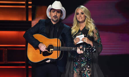 Music News - 52nd Annual CMA Awards Performances Announced