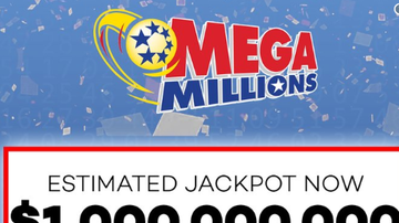 BC - Mega Millions Jackpot Soars To Record $1 Billion