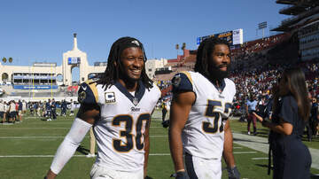 Sports News - Todd Gurley Talks About How The Dodgers Are An Inspiration