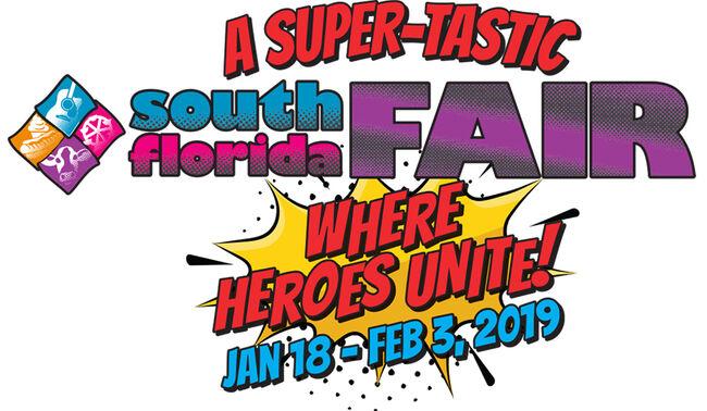South Florida Fair Logo