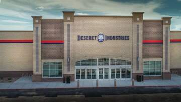 Marty Manning - Join me at new Deseret Industries store Tuesday morning!