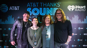 Photos: Meet and Greets - Candlebox Meet & Greet in the AT&T THANKS Sound Studio
