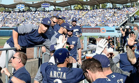 Brewers - NLCS Game 6 Preview: Brewers vs. Dodgers
