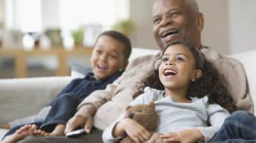 Jay Brown - Grandparents Who Babysit Live Longer