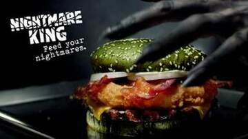 Toby Knapp - THE NIGHTMARE KING: Burger King set to drop this GREEN BUNNED burger!