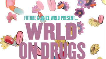 DJ MoonDawg - Juice WRLD x Future release joint project WRLD on Drugs. Here it is.