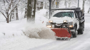 Storm Watch VC - NCDOT Crews Get Ready for Snow in Mountains as Cold Front Moves In