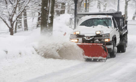 - NCDOT Crews Get Ready for Snow in Mountains as Cold Front Moves In