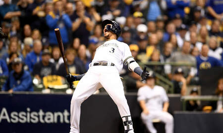 Brewers - Brewers-Dodgers on tap for Game 7 of NLCS tonight in Milwaukee