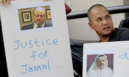 National News - Saudi Arabia Confirms Journalist Was Killed Inside Consulate