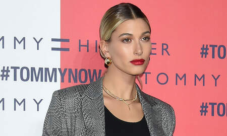 Entertainment News - Hailey Baldwin Reportedly Files Trademark On The Name 'Hailey Bieber'