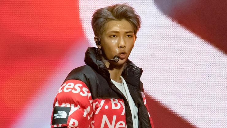 BTS' RM Surprise-Announces Second Solo Mixtape: See The