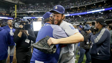 #iHeartSoCal - Dodgers Advance to World Series After NLCS Game 7 Win