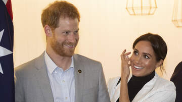 Trending - Prince Harry Gushes Over His Baby With Meghan Markle At 2018 Invictus Games