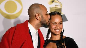 Entertainment News - Alicia Keys Surprised Swizz Beatz With An Aston Martin For His Birthday!