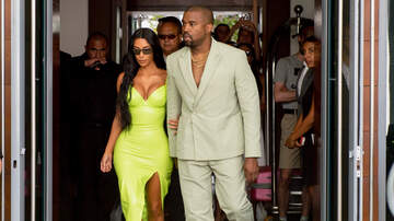Trending - Kanye West Surprises Kim Kardashian With Birthday Floral Display