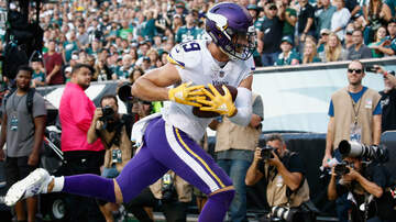 Vikings - Adam Thielen wows with another movie tribute on his cleats   KFAN