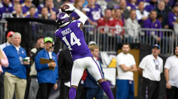 Vikings - Stefon Diggs tributes one of his fave TV shows with painted Cleats | KFAN