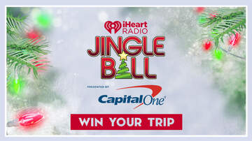 Reglas del Concursos - Be a VIP for iHeartRadio's Jingle Ball Tour Presented by Capital One!