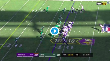 Vikings - WATCH: Latavius Murray rumbles into the endzone frim 38 yards out   KFAN