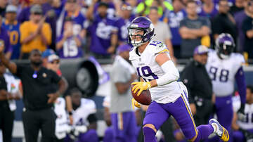 Vikings - That's 7-straight games with 100+ receiving yards for Adam Thielen   KFAN