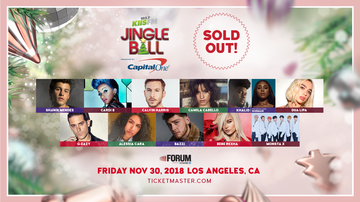 KIIS Articles - Everything You Need To Know About #KIISJingleBall 2018!