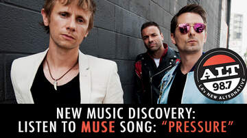 New Music Discovery - New Music Discovery: Listen To Muse!