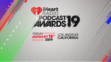 National News - iHeartRadio Podcast Awards: See The Full List of Nominees