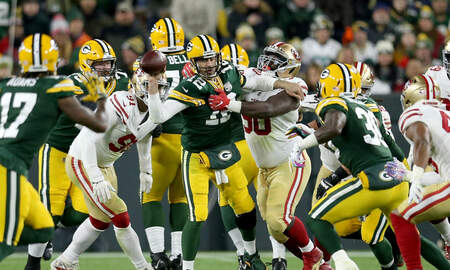 Lucas in the Morning - Packers Currently Biggest Underdogs In Rodgers Career
