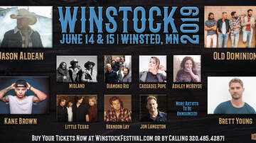 Winstock - Winstock 2019 Lineup