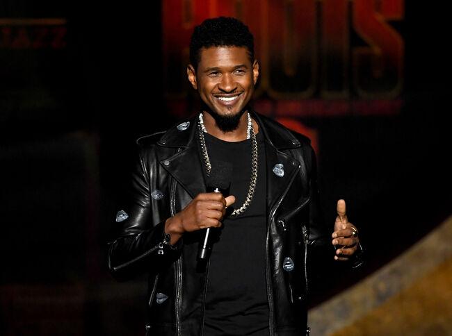Usher (Getty)