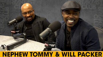 The Breakfast Club - Nephew Tommy & Will Packer Talk New Show 'Ready To Love' + More