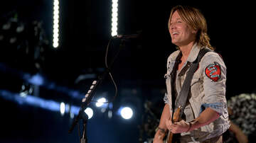 Music News - Keith Urban Surprises Fan Entering Hospice