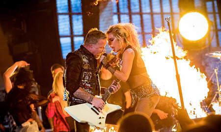 Martha Quinn - Metallica Will Record Next Album With Lady Gaga