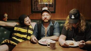 Bret Saunders - A New Nathaniel Rateliff Video For A Little Honey