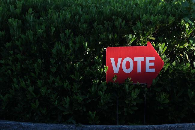Vote Voting Election Getty