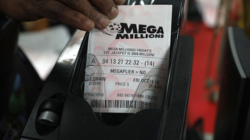 National News - 10 Things More Likely to Happen to You Than Winning The Mega Millions