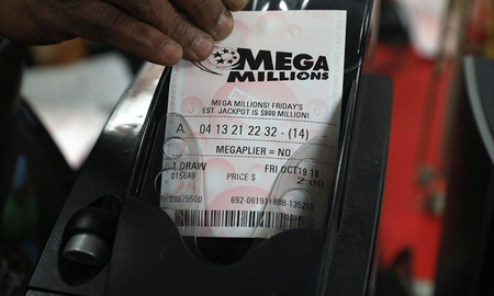 Weird News - 10 Things More Likely to Happen to You Than Winning The Mega Millions