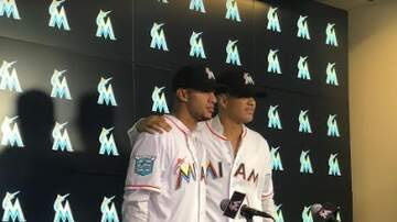 WINZ Local News and Sports - Miami Marlins Sign Two International Prospects: The Mesa Brothers