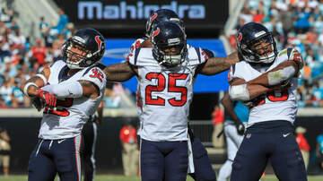 Sports Desk - Texans Beat Bumbling Jaguars